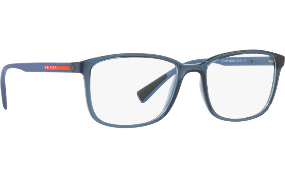 704ed3aa76f5 Prada Sport PS04IV CZH1O1 55 Glasses - Free Shipping